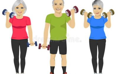 Fitness Classes for the Older Adult